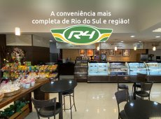 Conveniência - Rede Postos R4